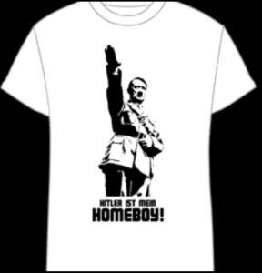 NaziHitlerCheT-shirtLogoCamiseta2