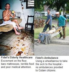 CUBA'S SOCIALIZED HEALTH CARE - click image for report