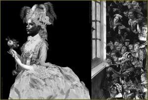 Obama, the new Marie Antoinette