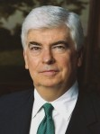Democrat Senator Chris Dodd