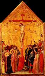 Jesus (Giotto-TheCrucifixion)
