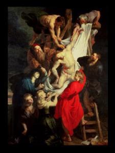 Jesus (Ruben-DescentFromTheCross)