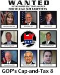 Global Warming GOP traitors voted for Cap and Trade (Cap & Tax)