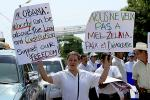 Honduras Support New Government 7-1-2009
