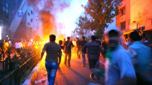 Photos of Iran Protests 6/16/2009