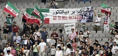 South Korea Iran World Cup Soccer (AP)