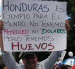 Honduras: Hondurans to the World: We have balls