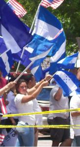 MIAMI HONDURAN RALLY 2009-07-04 (2)