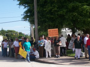 2009-08-13 Miami Protest Against ObamaCare (Democrat Senator Bill Nelson no show)