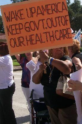 2 2009-08-13 Miami Protest Against ObamaCare 077
