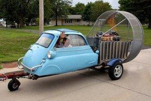 Obama-Car Speedboat