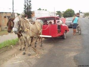 Obama-Car 2-HorsePower Hybrid
