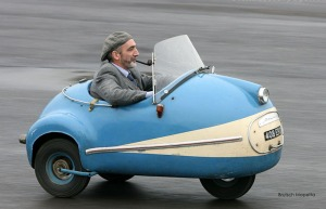 "Obama-Car Model ""Faster-than-a-speeding-bullet"""