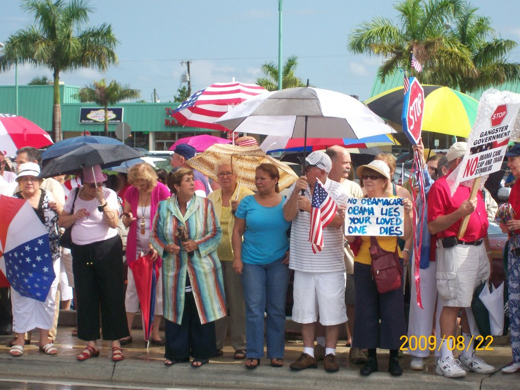 Miami Rally Against ObamaCare 2009-08-22 015