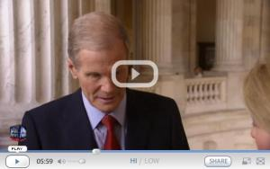 Tea Party against ObamaCare - Democrat Senator Nelson interview with Greta Van Susteren/Fox News