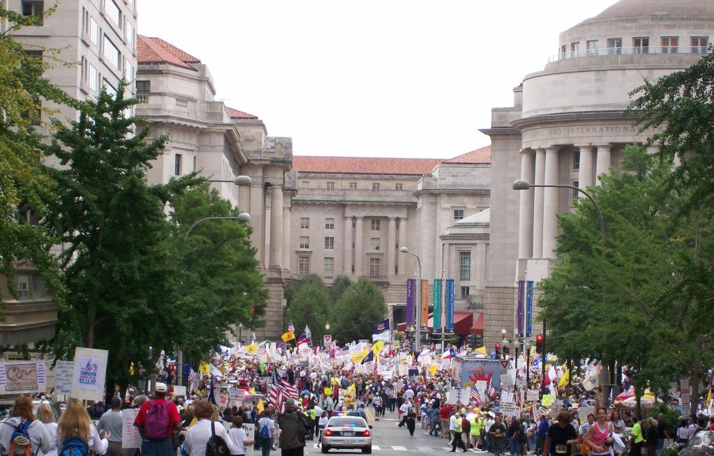 2009-09-12 Washington March Tea Party rally