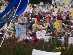 2009-09-12 Washington Tea Party rally 258