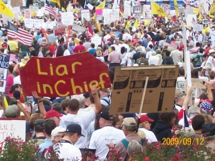 2009-09-12 Washington Tea Party rallyB 185