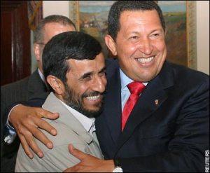 Chavez & Ahmadinejad