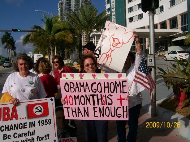 2009-10-26 Obama Miami Visit 012