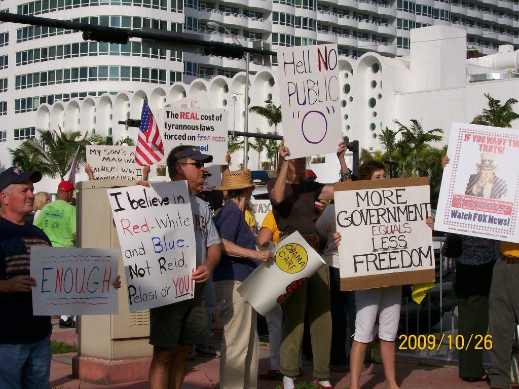 2009-10-26 Obama Miami Visit 048