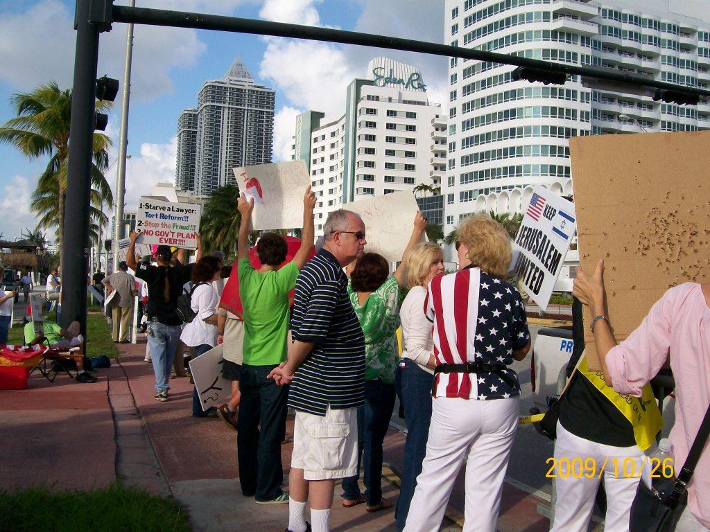 2009-10-26 Obama Miami Visit 058