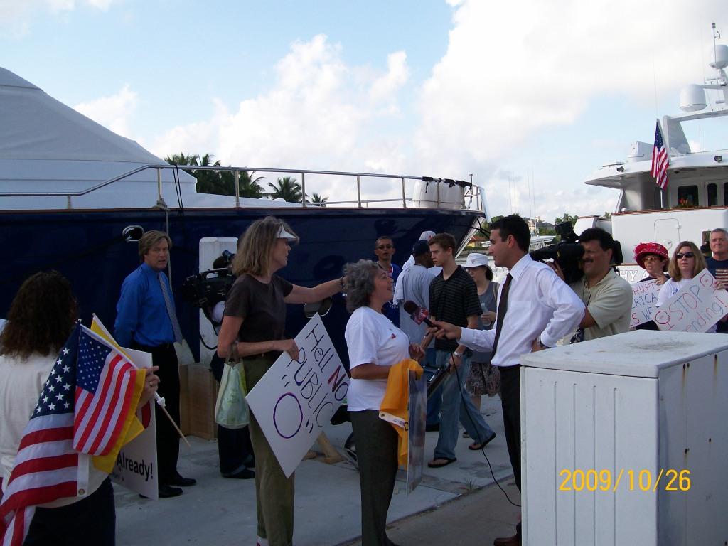 2009-10-26 Obama Miami Visit 077