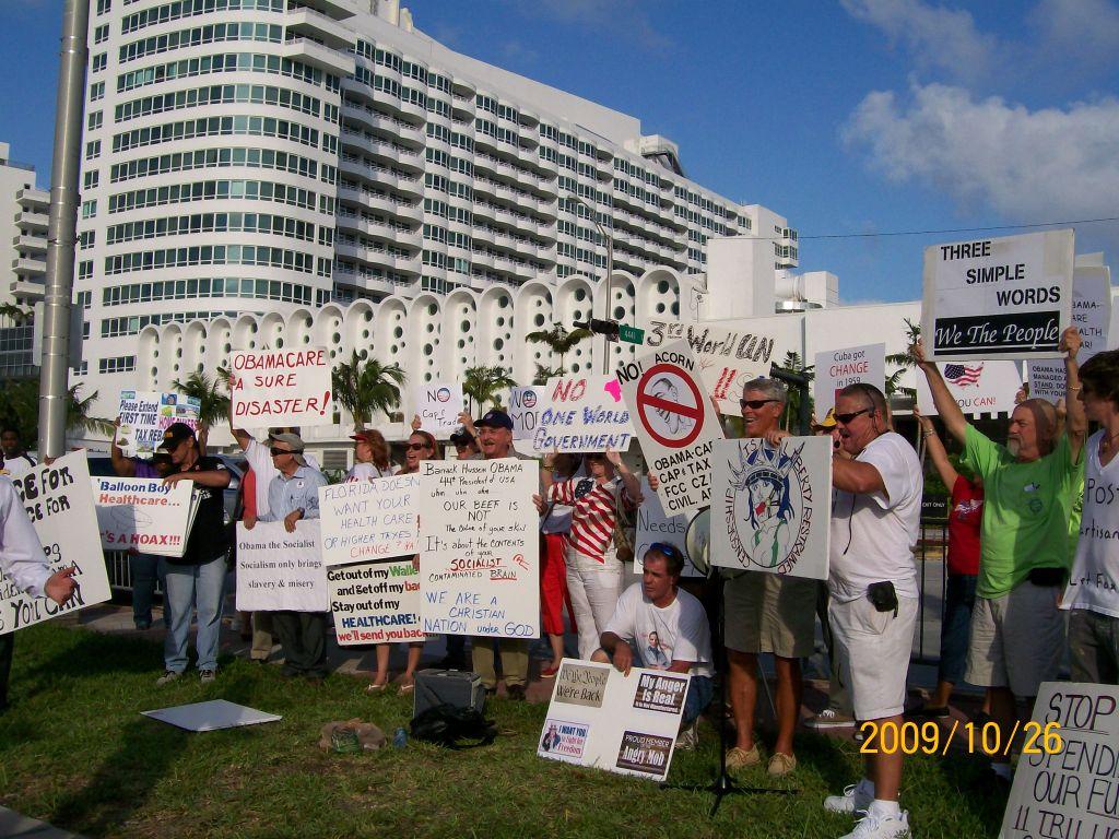2009-10-26 Obama Miami Visit 084