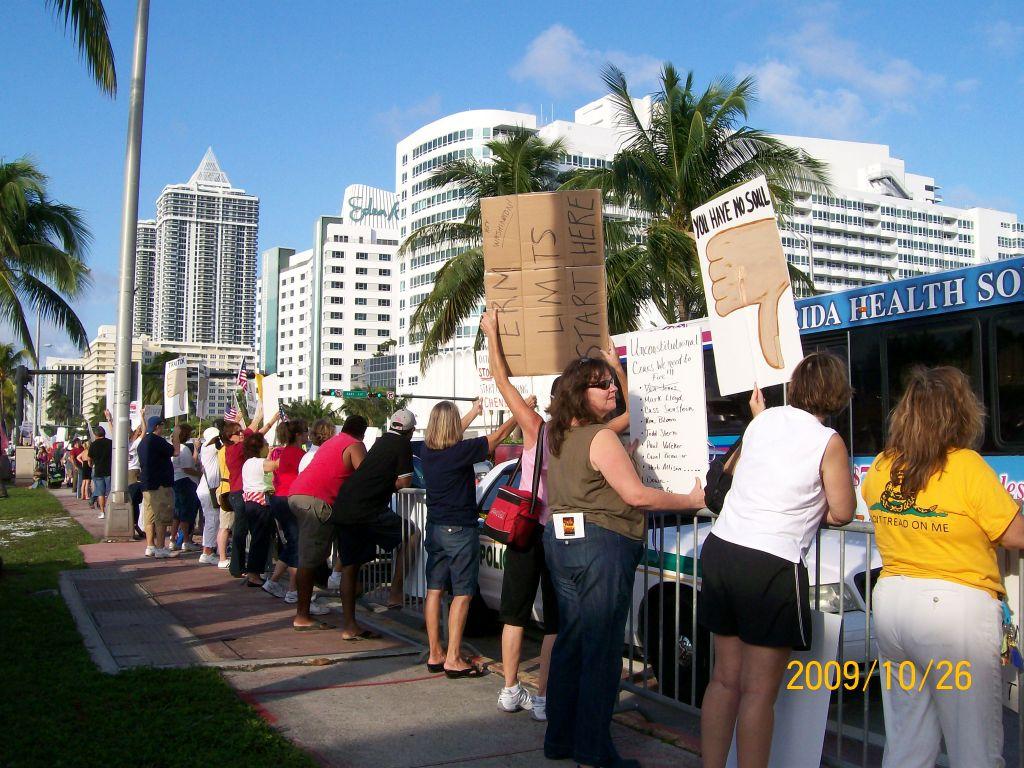 2009-10-26 Obama Miami Visit 088