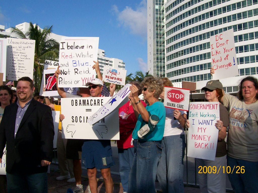 2009-10-26 Obama Miami Visit 093