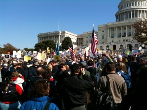 11-5 Tea Party in DC - Americans against ObamaCare (Gateway)