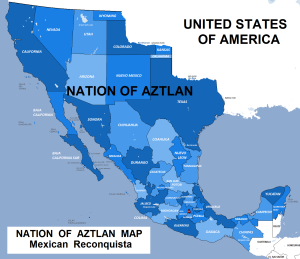 MEXICAN RECONQUISTA: Many Mexicans Believe the Southwest USA Belongs toMexico(video)
