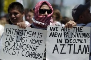 Immigration, Arizona, SB1070, Aztlan, Mexico,