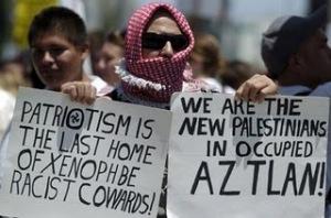 Immigration, Arizona, SB1070, Aztlan, Mexico,