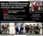 Union del Barrio, About Ron Gochez, Political Program, Revolution, Aztlan, Reconquista, Reconquest, Mecha, Mexico, SB1070, Immigration, Palestine, Gaza, Israel, Flotilla