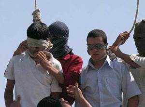 ISLAM: IRAN KILLS AND TORTURES GAYS. THE AMERICAN LEFT IS SILENT.