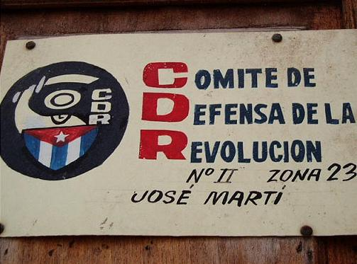 Cuba's Committees for the Defense of the Revolution (CDR