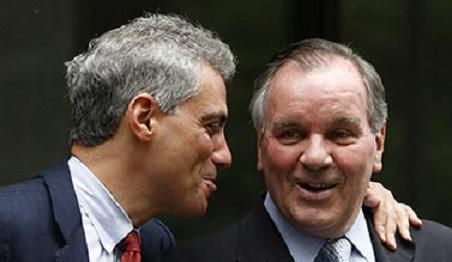 Chicago Dirty Politics: Richard M. Daley's tricks to boost his lifetime pension up to $200,000 a year