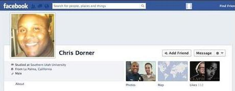 Mass-murderer Chris Dorner's Facebook Manifesto praises liberal media CNN, MSNBC, NBC,