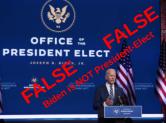BidenIsNOTpresident-elect