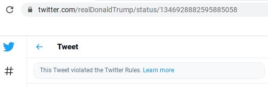 TwitterDeletedTrumpVideoProtestJan6-2020